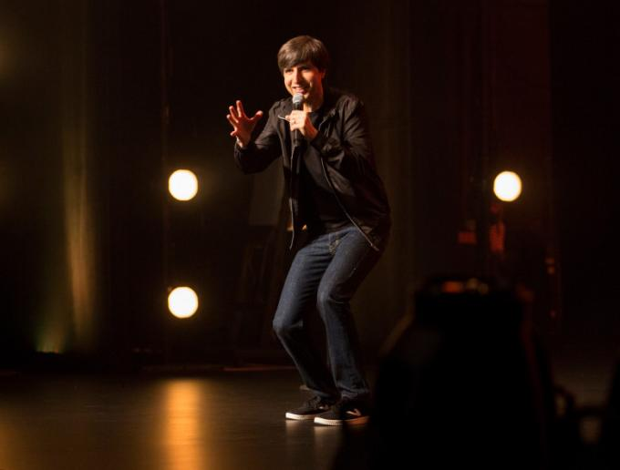 Demetri Martin at Tennessee Performing Arts Center