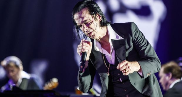 Nick Cave at Tennessee Performing Arts Center