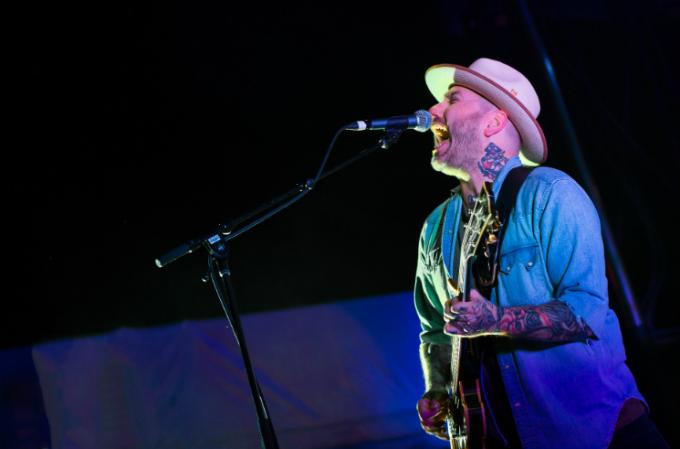 City and Colour at Tennessee Performing Arts Center