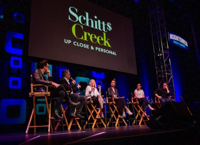 Schitt's Creek: Up Close & Personal at Tennessee Performing Arts Center