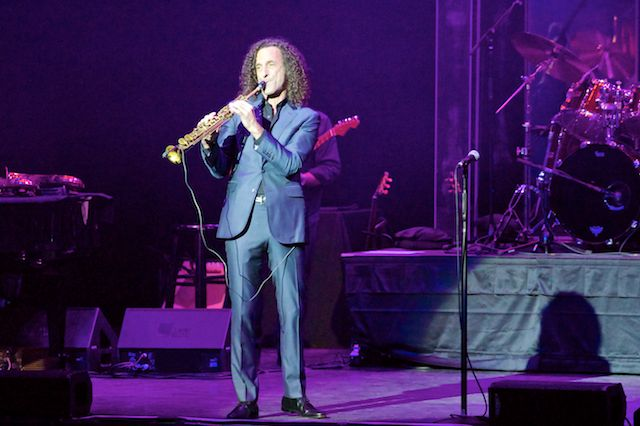Kenny G at Tennessee Performing Arts Center