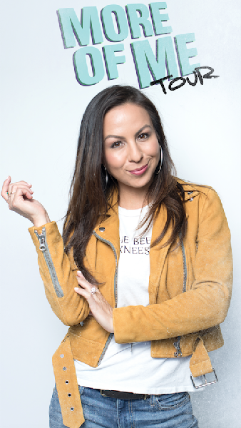 Anjelah Johnson at Tennessee Performing Arts Center