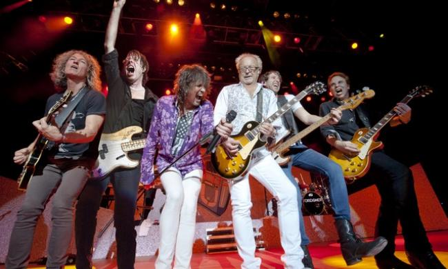 Foreigner at Tennessee Performing Arts Center