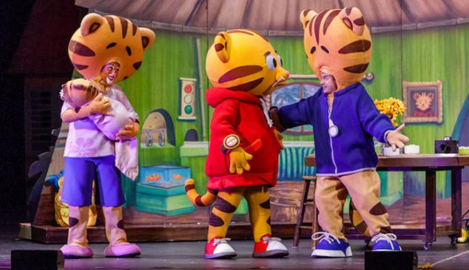 Daniel Tiger's Neighborhood at Tennessee Performing Arts Center
