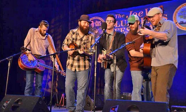 The HillBenders at Tennessee Performing Arts Center