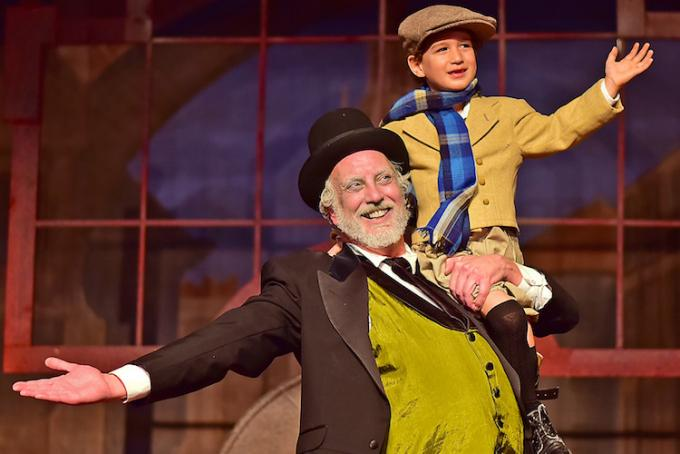 Charles Dickens' A Christmas Carol at Tennessee Performing Arts Center