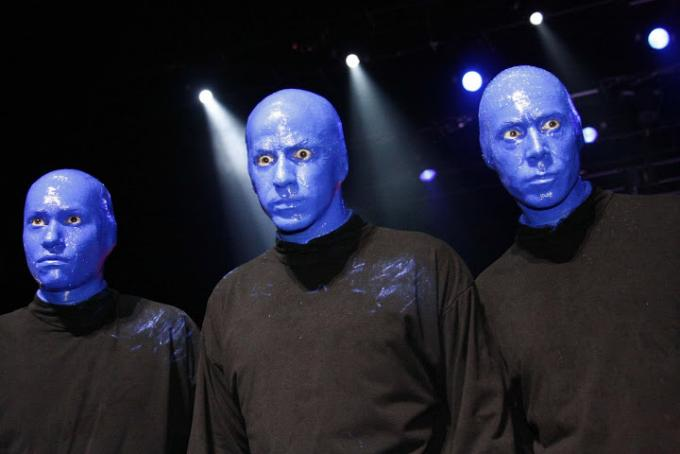 Blue Man Group at Tennessee Performing Arts Center