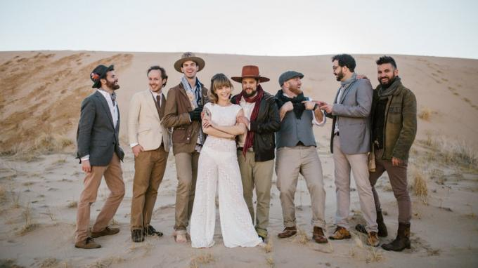 The Dustbowl Revival at Tennessee Performing Arts Center