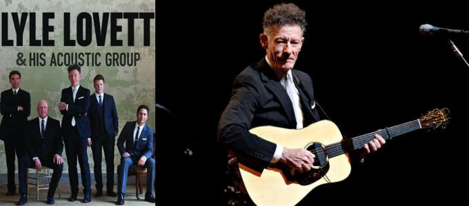 Lyle Lovett & His Acoustic Group at Tennessee Performing Arts Center