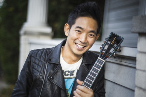 Jake Shimabukuro at Tennessee Performing Arts Center