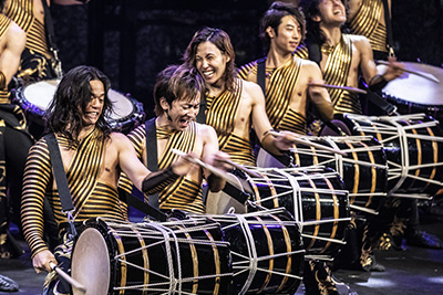 Drum Tao at Tennessee Performing Arts Center