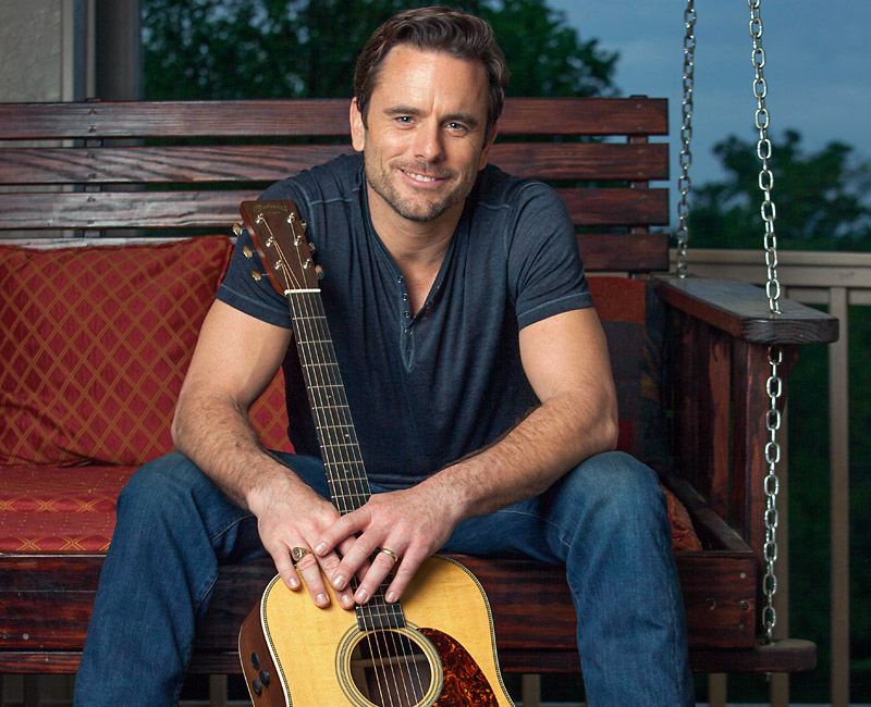 Charles Esten at Tennessee Performing Arts Center