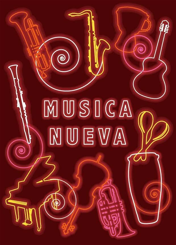 Musica Nueva at Tennessee Performing Arts Center
