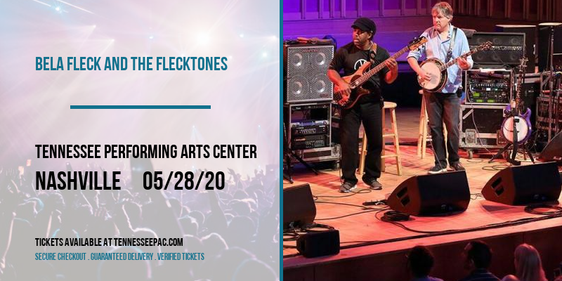 Bela Fleck and The Flecktones at Tennessee Performing Arts Center