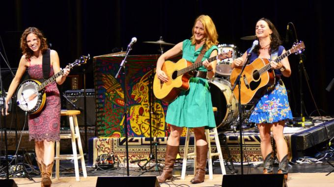 Red Molly at Tennessee Performing Arts Center