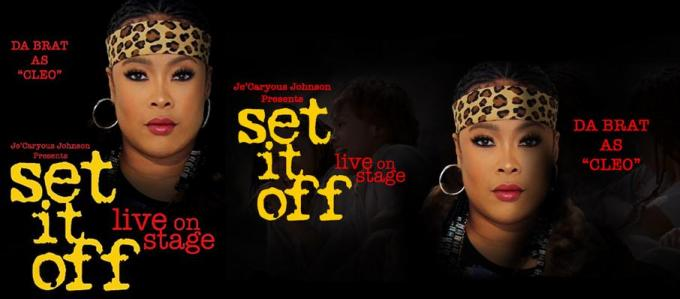 Je'Caryous Johnson's Set It Off at Tennessee Performing Arts Center