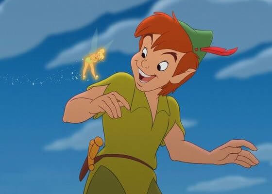 Peter Pan at Tennessee Performing Arts Center