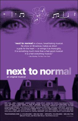 Next to Normal at Tennessee Performing Arts Center