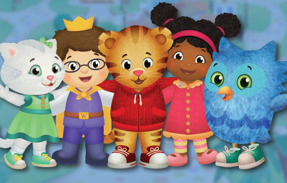 Daniel Tiger's Neighborhood [CANCELLED] at Tennessee Performing Arts Center