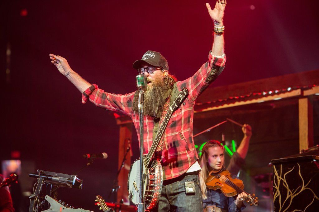 Crowder at Tennessee Performing Arts Center