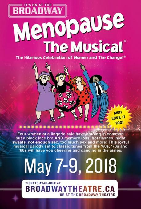 Menopause - The Musical at Tennessee Performing Arts Center