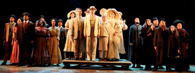 Ragtime [POSTPONED] at Tennessee Performing Arts Center