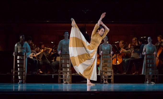 Nashville Ballet: Masterworks at Tennessee Performing Arts Center