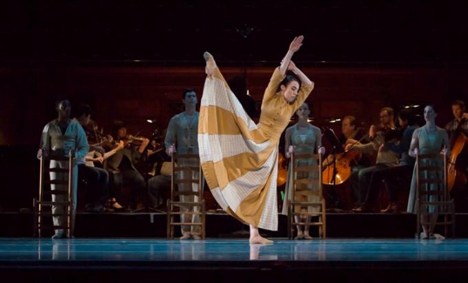 Nashville Ballet: Masterworks at Tennessee Performing Arts Center