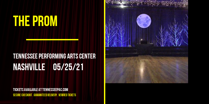 The Prom at Tennessee Performing Arts Center