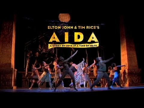 Elton John & Tim Rice's Aida at Tennessee Performing Arts Center