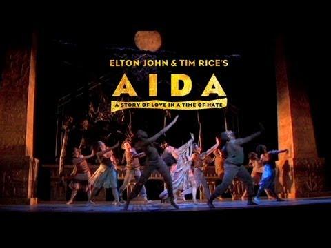 Elton John & Tim Rice's Aida at Tennessee Performing Arts Center