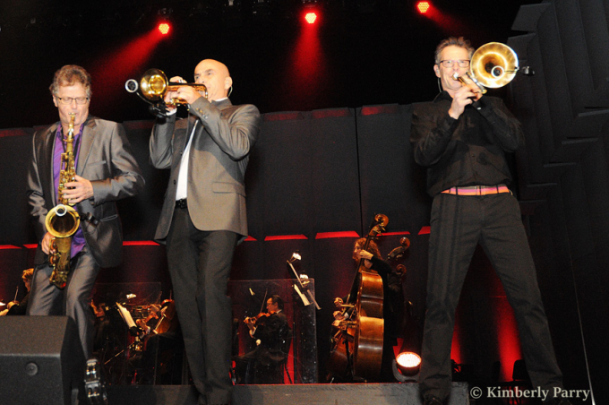 Brass Transit at Tennessee Performing Arts Center