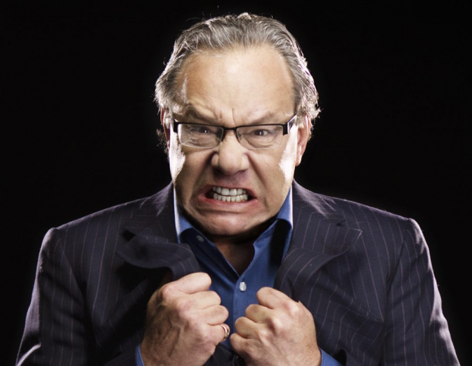 Lewis Black at Tennessee Performing Arts Center
