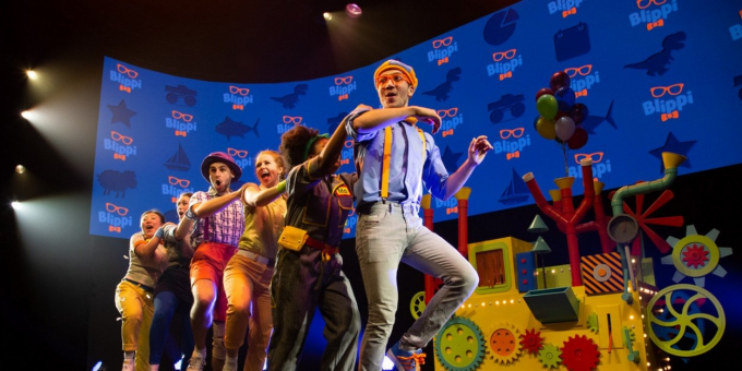 Blippi Live at Tennessee Performing Arts Center