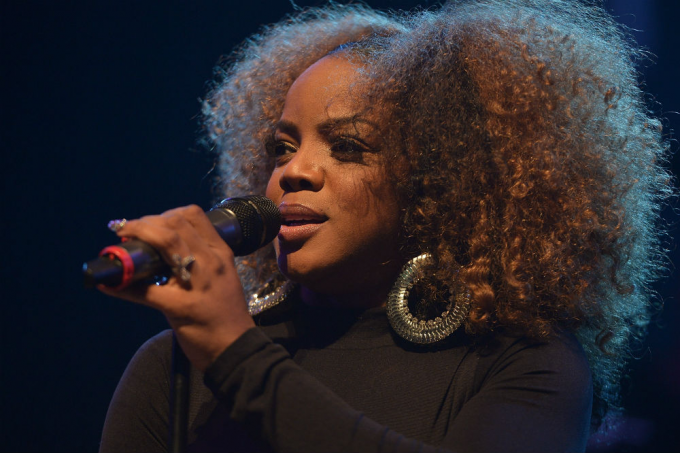 Leela James at Tennessee Performing Arts Center