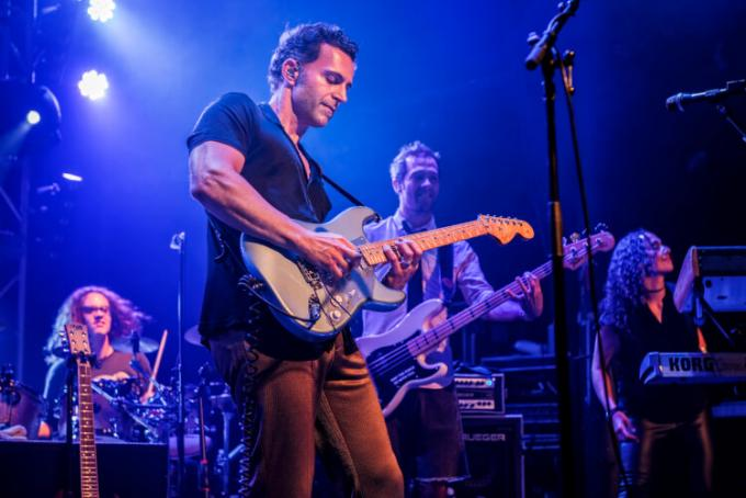 Dweezil Zappa at Tennessee Performing Arts Center