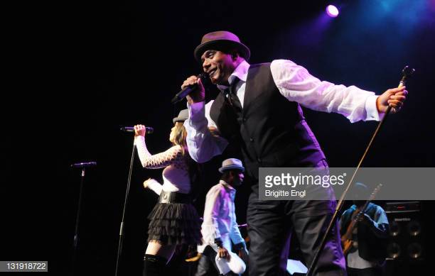Howard Hewett at Tennessee Performing Arts Center