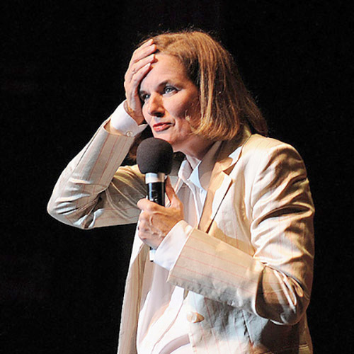 Paula Poundstone at Tennessee Performing Arts Center