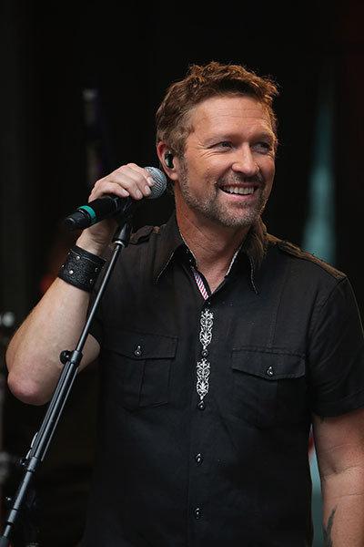 Craig Morgan at Tennessee Performing Arts Center