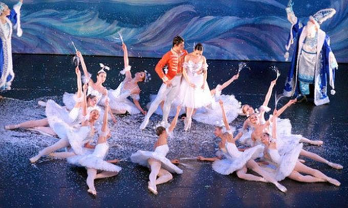 Moscow Ballet's Great Russian Nutcracker at Tennessee Performing Arts Center