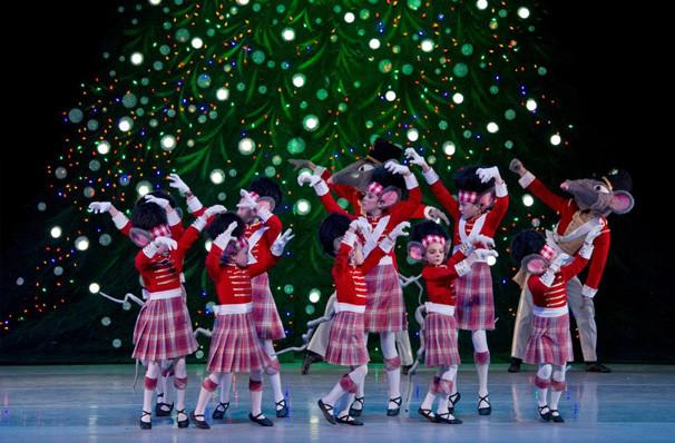 Nashville Ballet: The Nutcracker at Tennessee Performing Arts Center