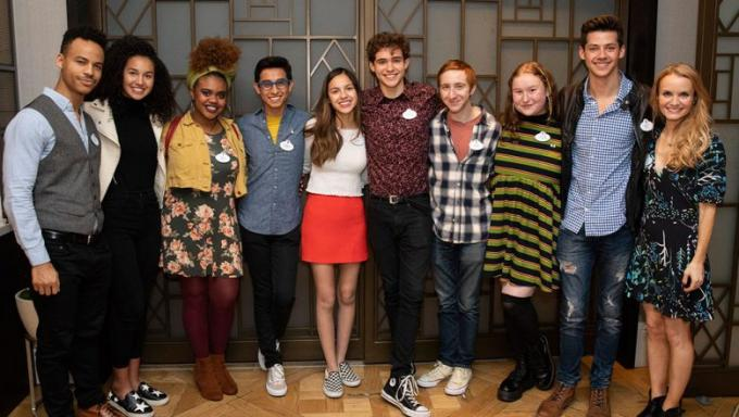 High School Musical - Cast A at Tennessee Performing Arts Center