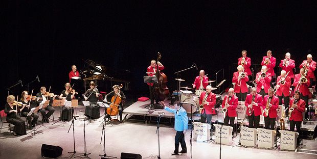 Glenn Miller Orchestra at Tennessee Performing Arts Center