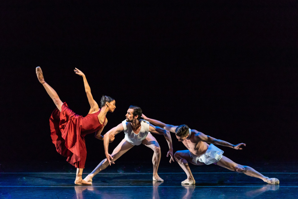 Nashville Ballet: Attitude - Other Voices at Tennessee Performing Arts Center