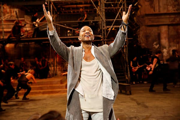 Jesus Christ Superstar at Tennessee Performing Arts Center