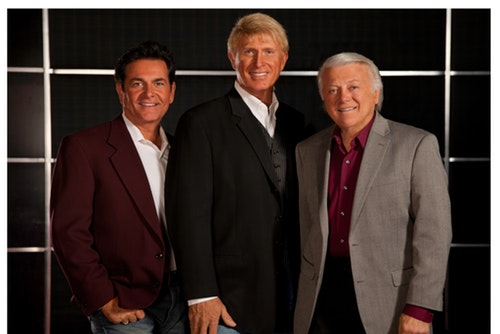 The Lettermen at Tennessee Performing Arts Center