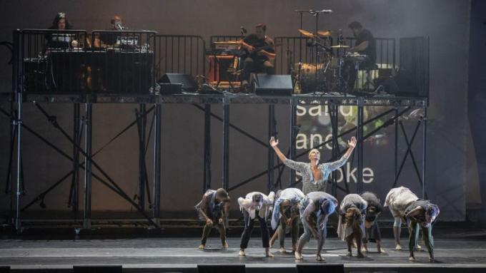 Bon Iver & TU Dance at Tennessee Performing Arts Center
