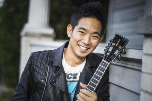 Jake Shimabukuro at Tennessee Performing Arts Center