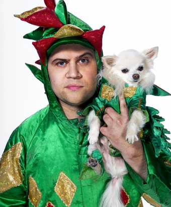 Piff The Magic Dragon at Tennessee Performing Arts Center