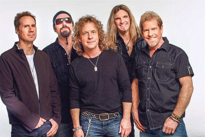 Night Ranger at Tennessee Performing Arts Center